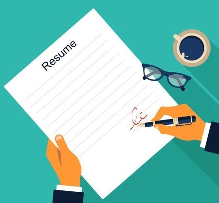 Change career resume writing